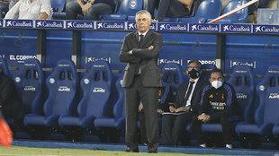 "Ancelotti: ""Nacho es un defensa pesimista"""