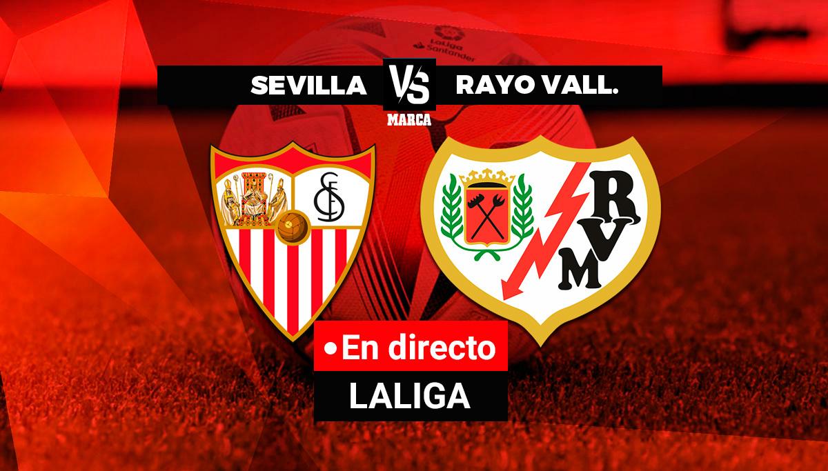 Sevilla vs Rayo Vallecano Highlights 15 August 2021