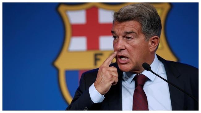Laporta desvela los números rojos del Barça: deuda, comisiones, salarios...