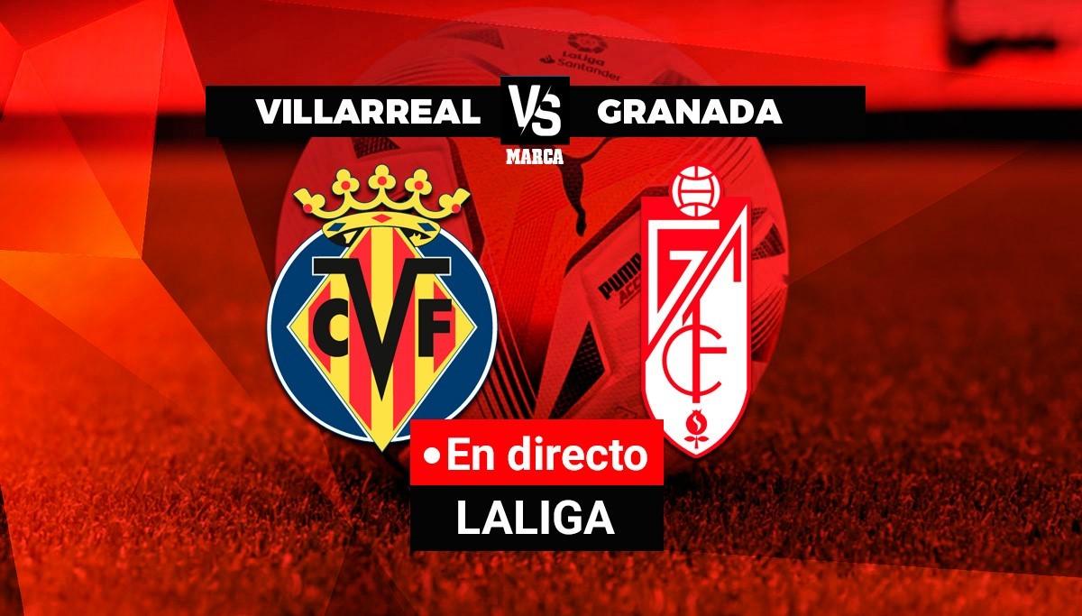 Villarreal vs Granada Highlights 16 August 2021