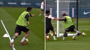 Lo 'malo' de tener a Messi en tu equipo es esto: lo que tienen que sufrir sus compañeros...