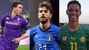 Locatelli, inminente; Vlahovic y el Atlético; el equipo del hijo de Etoo...