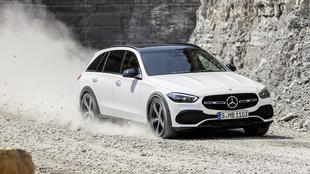 Mercedes Clase C Estate All-Terrain - Clase C - SUV - crossover -...