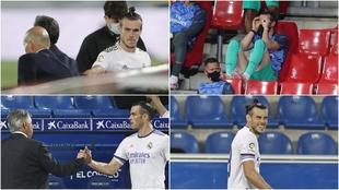 Bale, hace dos temporadas y actualmente