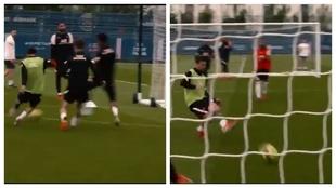 Messi los mete a pares: el PSG sigue luciendo a Leo en cada entrenamiento y ojo...