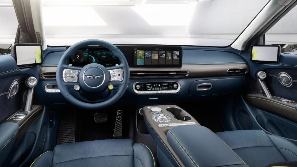 Genesis GV60 - SUV - eléctrico - E-GMP - crossover