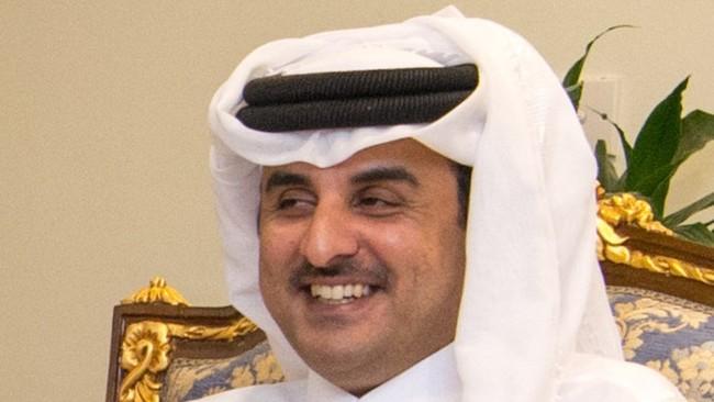 Tamim Bin Hamad Al Zani, emir de Qatar y dueño del PSG