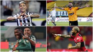 semifinales copa libertadores