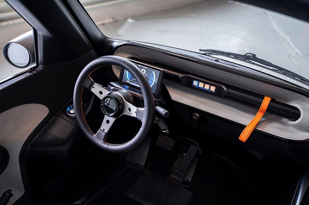 Microlino 2.0 - Isetta - coche eléctrico - 12,000 euros