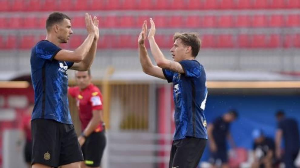 Segundo del Inter