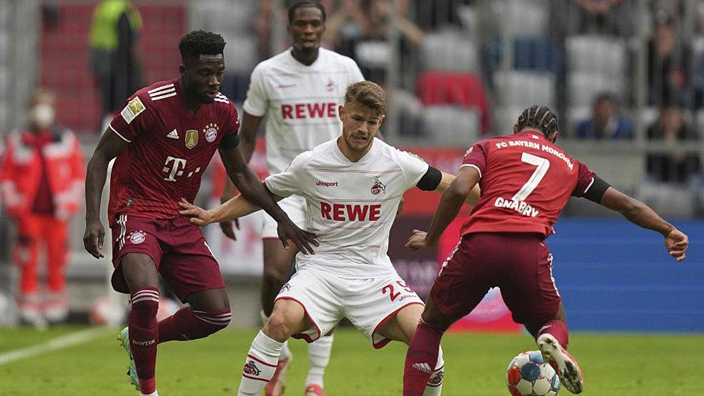 Lewandowski desatasca al Bayern
