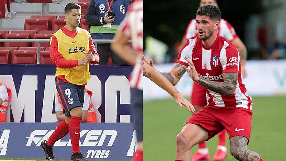 Atlético-Elche, en directo: De Paul, titular; Suárez, suplente