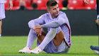 Alarma central en el Barça: Piqué sufre una elongación en el sóleo