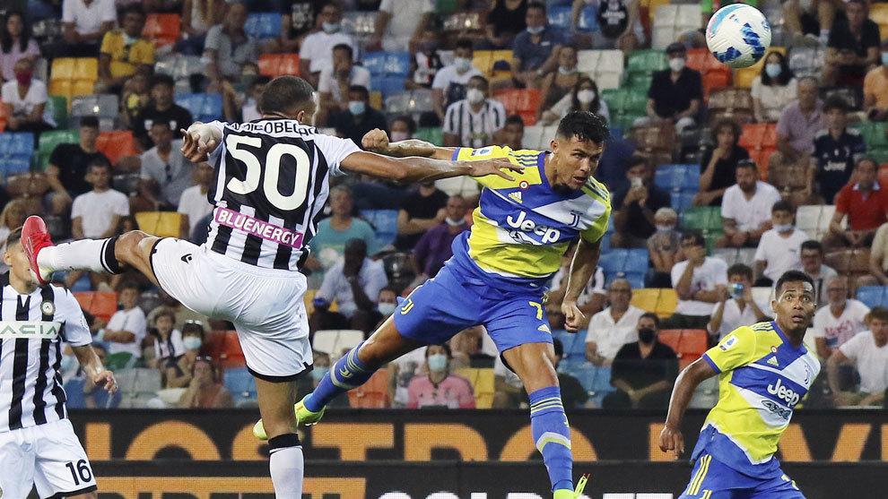 Terremoto CR7: suplente, juega 30'... y gol anulado en el 94'