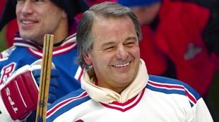 Former New York Rangers player Rod Gilbert.