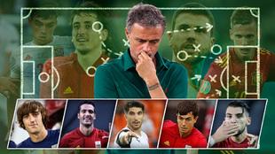 La primera lista 'post Eurocopa': una base clara y el radar activo