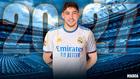 Fede Valverde renueva con el Real Madrid