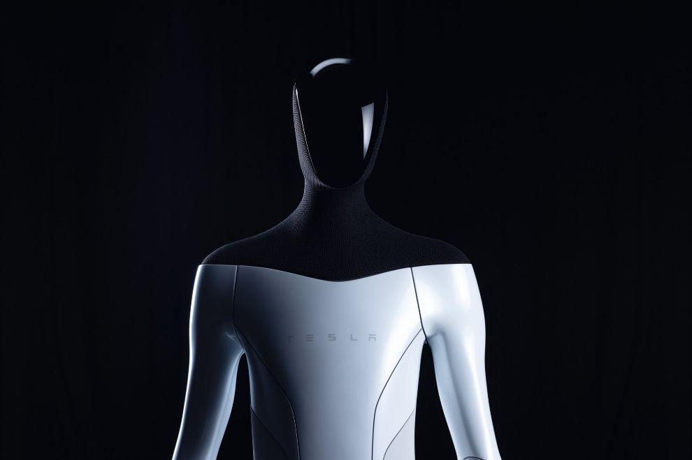 Elon Musk - renta básica universal - robots - tesla bot - tesla
