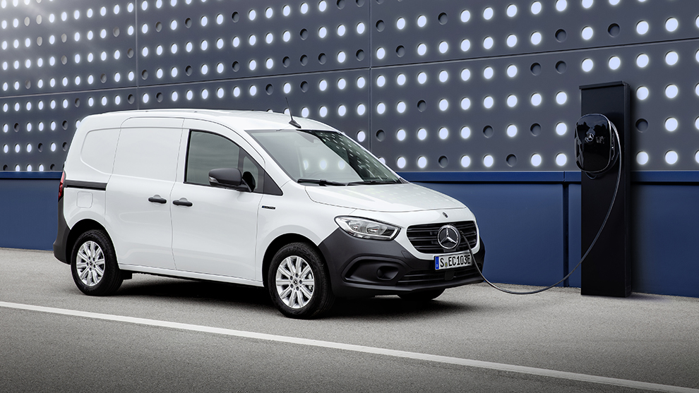 Mercedes-Benz Citan - Citan Furgon - Citan Tourer - eCitan - furgoneta - vehículo comercial - Kangoo