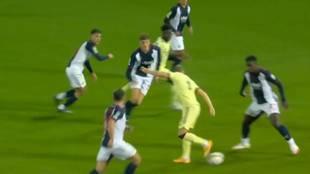Espectacular asistencia, titularidad y goleada en el debut de Odegaard con el Arsenal