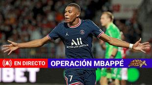Mbappé llevaría el 19 en el Real Madrid...