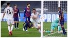 Uno de los goles del Bayern en el 2-8 de hace dos temporadas.