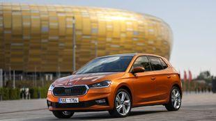 Skoda Fabia 2021 - primera prueba - urbano - al volante - coches...