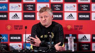 """Solskjaer le deja un recado a Cristiano: """"Si has jugado en el United, no puedes irte al City"""""""
