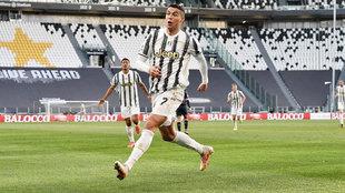 """Cristiano: """"Di mi corazón y mi alma por la Juventus"""""""