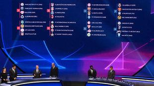 Ya hay calendario: un Inter-Real Madrid y un Barcelona-Bayern para empezar