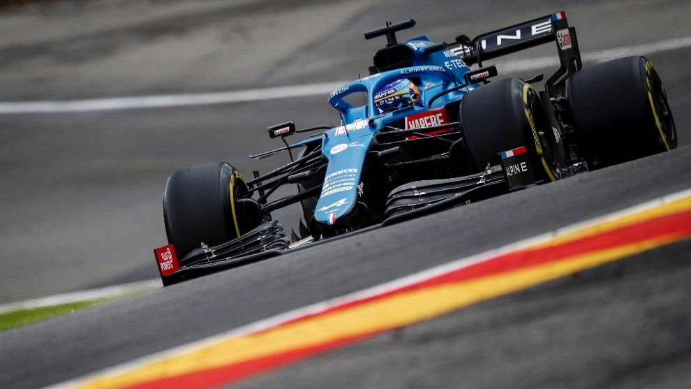 Libres 3 del GP de Bélgica, en directo