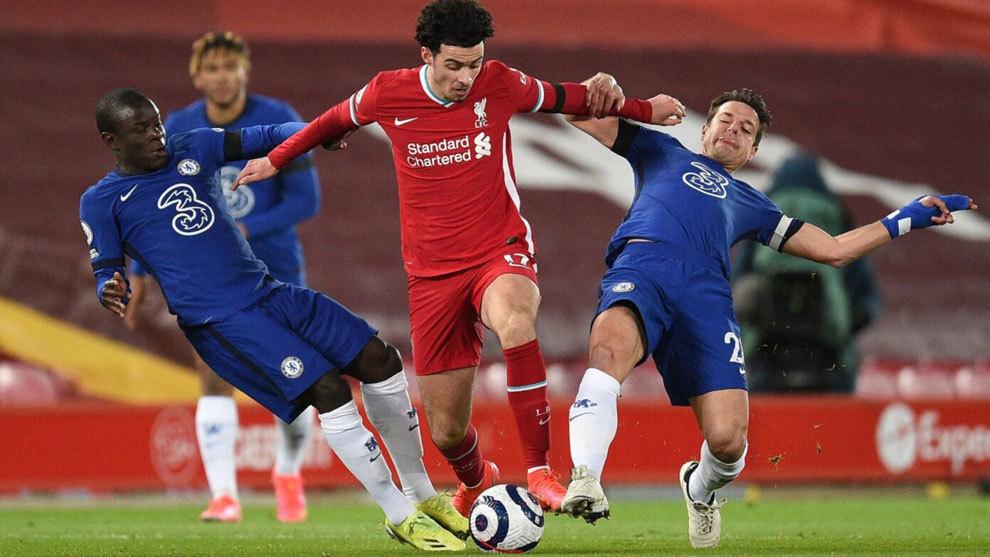 Liverpool - Chelsea en directo