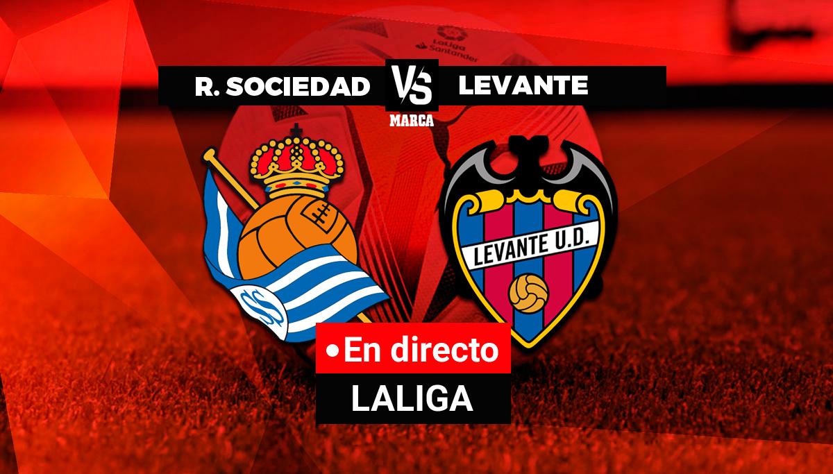 Real Sociedad - Levante: ya hay onces