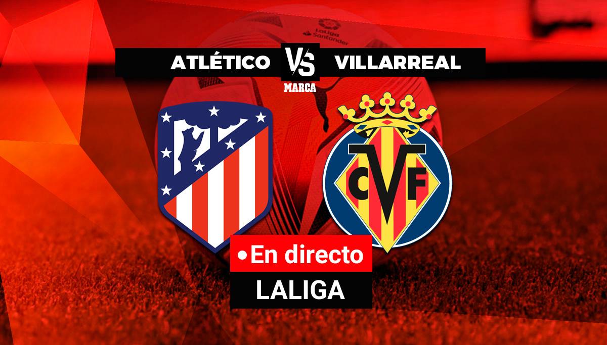 Atletico Madrid vs Villarreal Highlights 29 August 2021