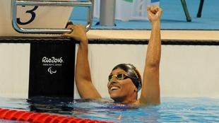 Teresa Perales es eterna: ¡gana su 27 medalla paralímpica lesionada!