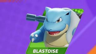 blastoise pokemon unite