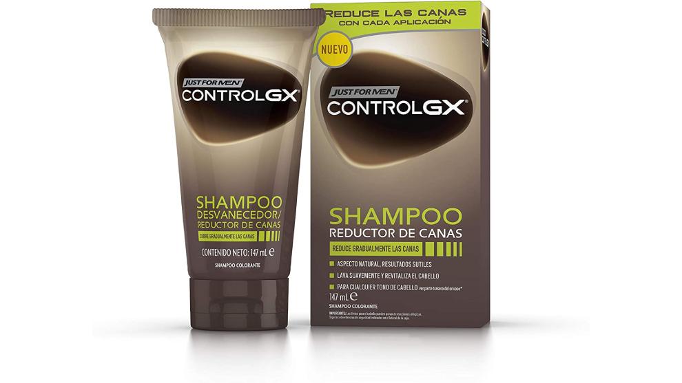 Control GX, el champú anti canas de Just for Men que hace 'milagros' según los usuarios de Amazon