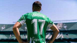 Joaquín - Betis - Entrevista - LaLiga