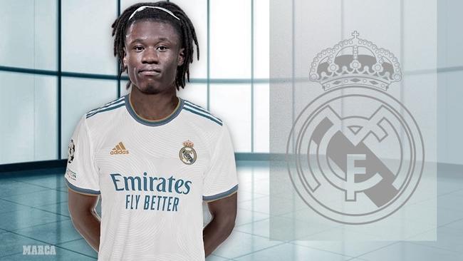Camavinga Fichajes Real Madrid
