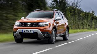 Dacia Duster 2021 - primera prueba - SUV - restyling