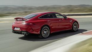 Mercedes AMG GT 63 S E Performance - coches deportivos - 843 caballos...