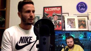 """Saúl explica su marcha: """"Le pedí a Simeone entrenar en mi posición, ya no jugar..."""""""