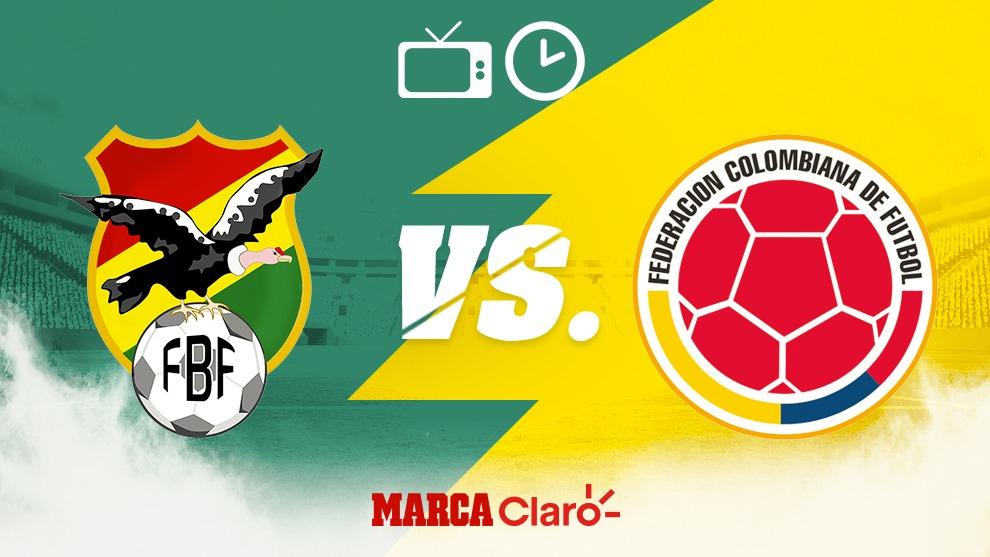 Bolivia vs Colombia: Resumen, resultado y goles