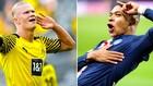 Haaland y Mbappé, los grandes objetivos del Madrid
