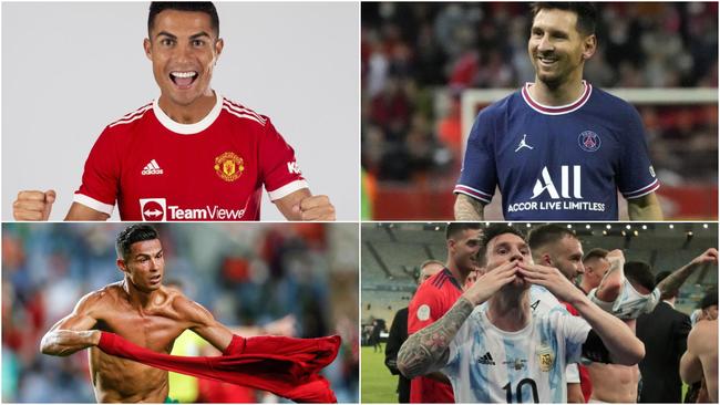 Los récords pendientes de Cristiano y Messi