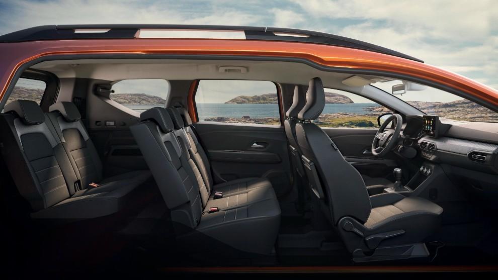 Dacia Jogger - siete plazas - Duster de siete plazas - SUV - monovolumen - low cost