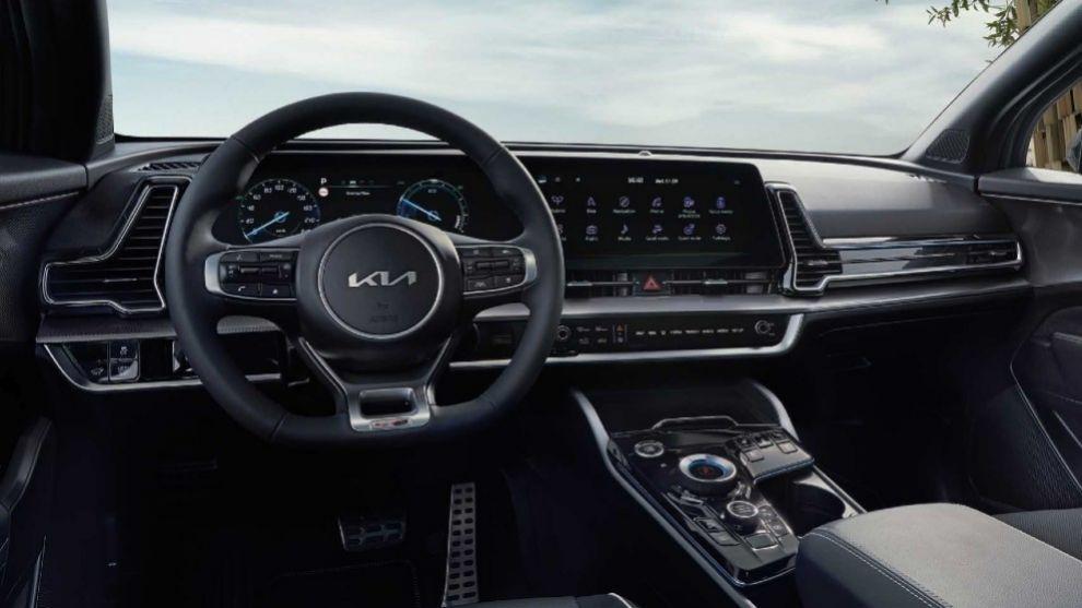 Kia Sportage 2022 - Salon de Munich - IAA 2021 - SUV - versión europea
