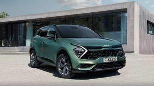 Kia Sportage 2022 - Salon de Munich - IAA 2021 - SUV - versión...