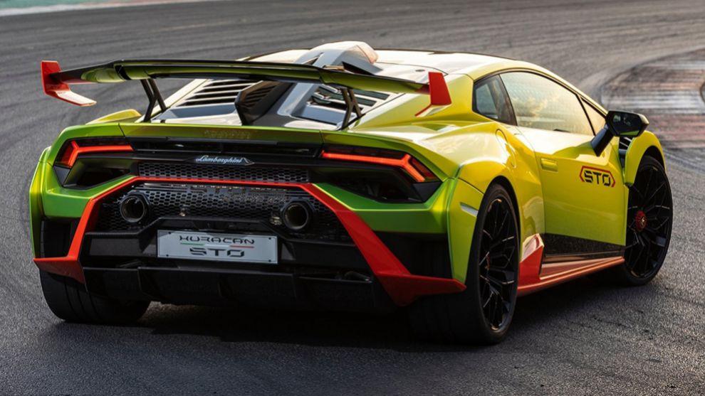 Lamborghini Huracan STO - primera prueba - Vallelunga - coches deportivos