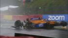 Lando Norris, en el pasado Gran Premio de Bélgica